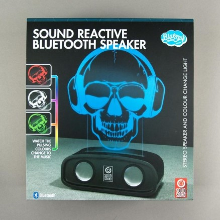 Sound Reactive Speaker