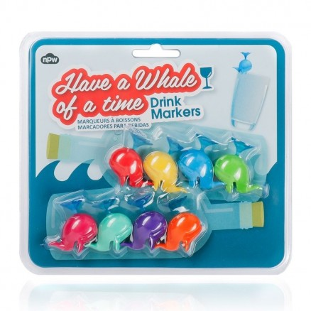 Whale Drink Markers