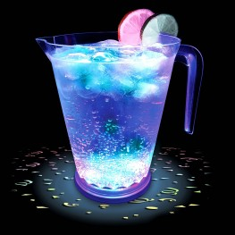 Flashing LED Party Pitcher