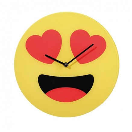 Emoji Wall Clocks