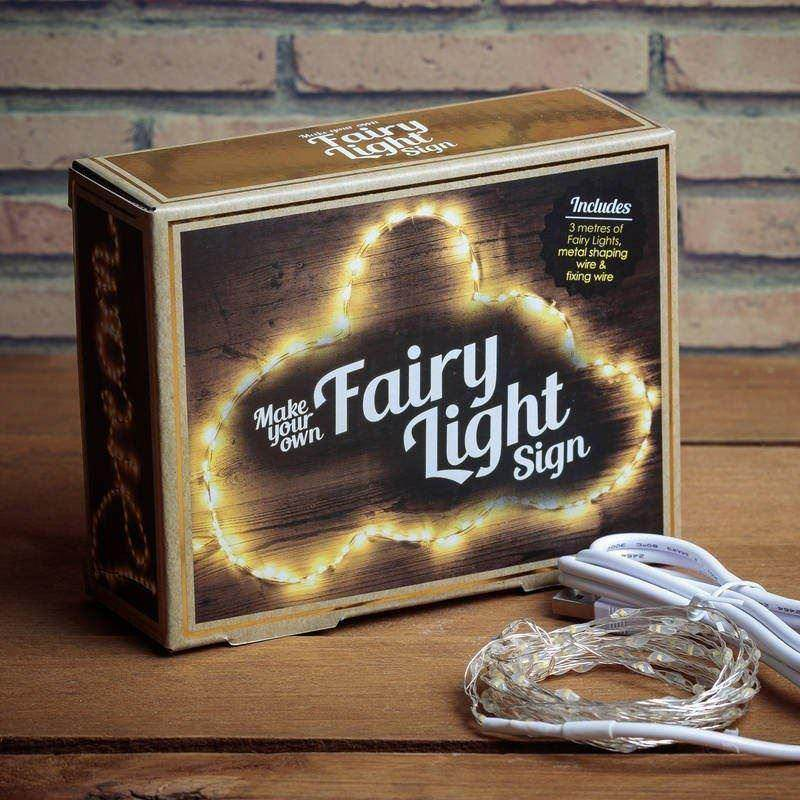 MYO Fairy Light Sign