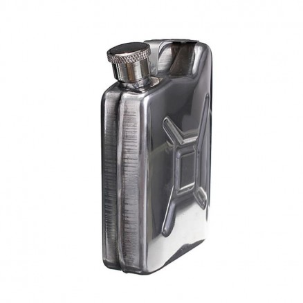 Fuel Can Hipflask