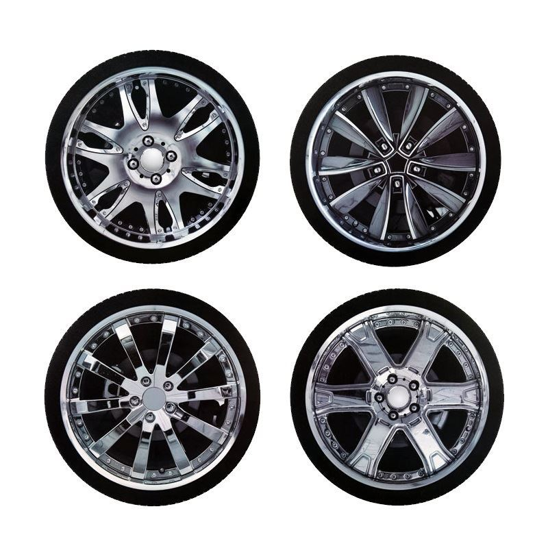 Alloy Wheel Placemats