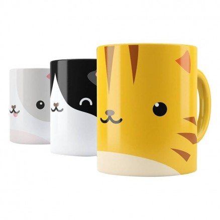 Decalize your Mug - Cats