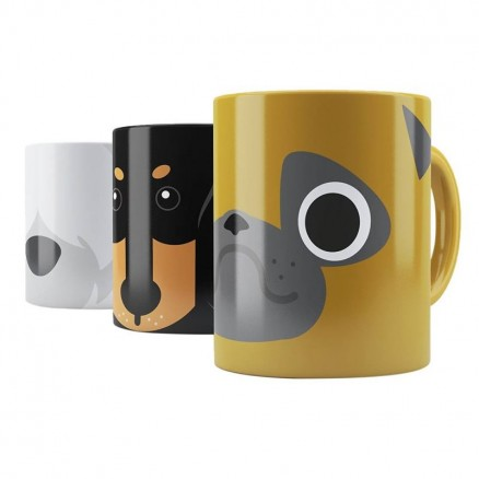 Decalize your Mug - Dogs