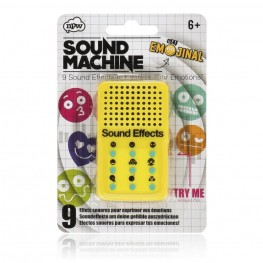 Emoji Sound Machine