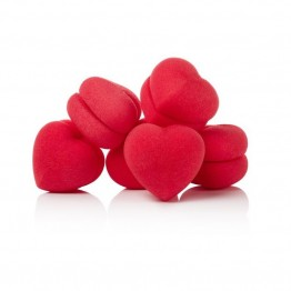 Heart Hair Rollers