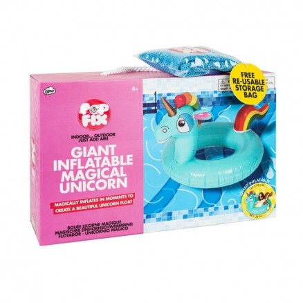 Giant Unicorn Swim Ring