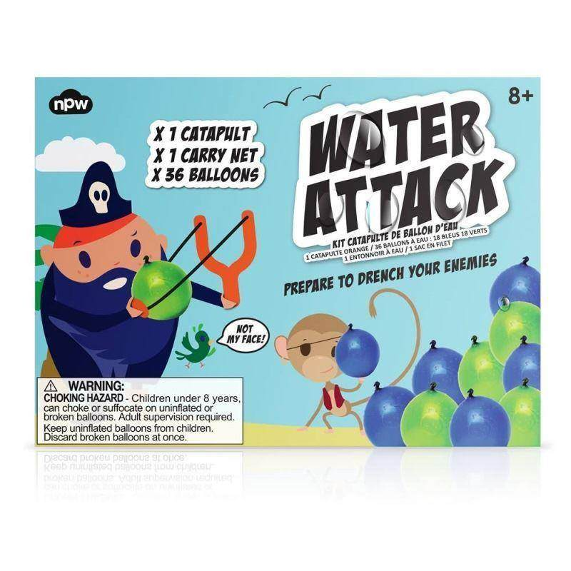 Water Attack