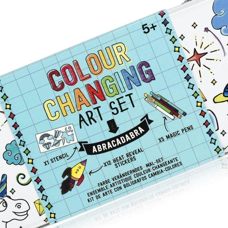 Colour Change Art Set
