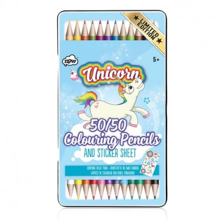Unicorn 50/50 Pencils