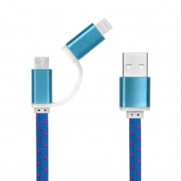 Dual USB Cable 20cm