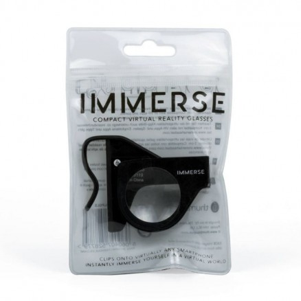 Compact VR Glasses