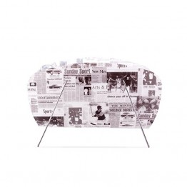 Newspaper Print Magazine Rack