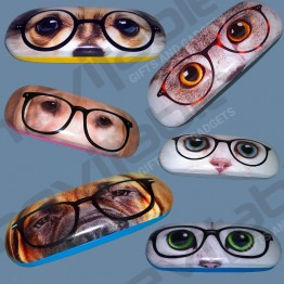 Cat & Dog Glasses Case