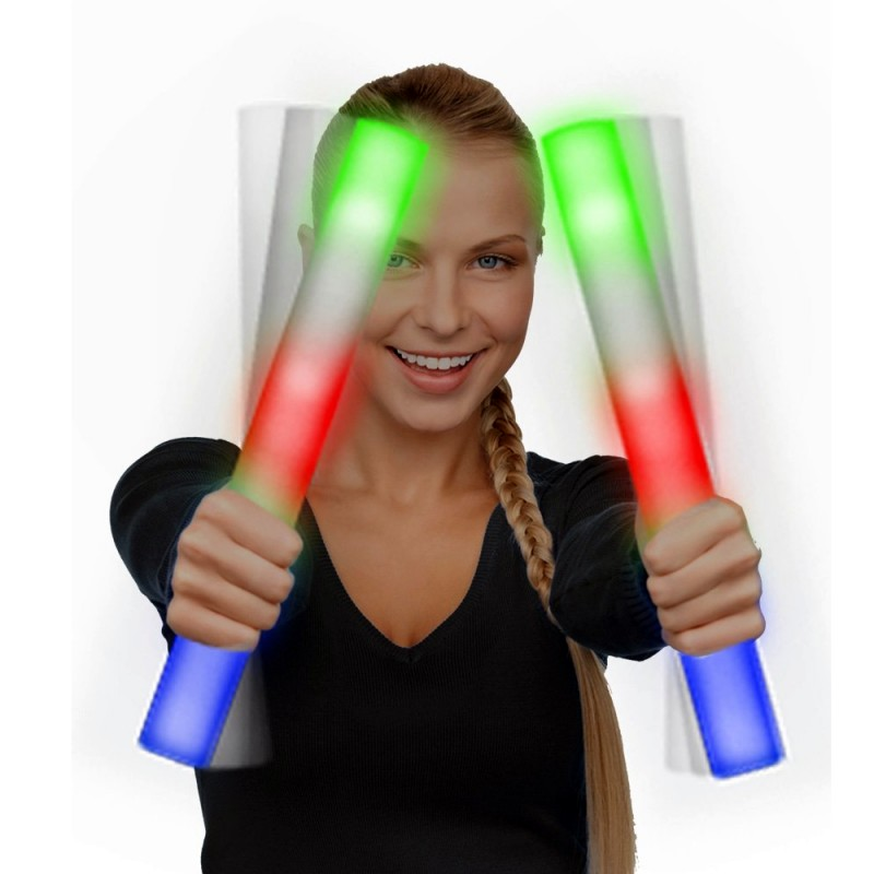LED Foam Batons