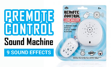 Remote Control Sound Machine